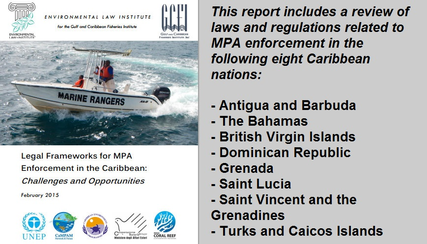Caribbean MPA Enforcement