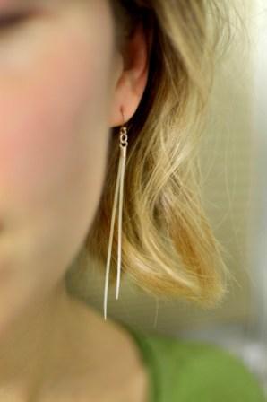 Lionfish Earring